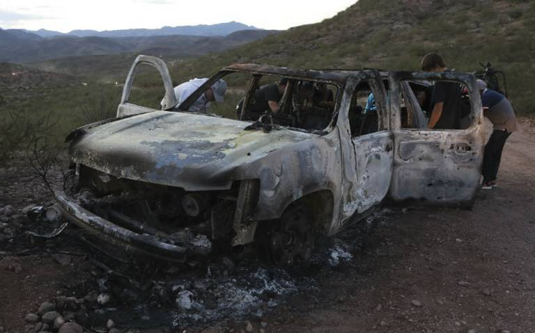 Grupo delictivo La Línea, posible responsable de ataque a familia LeBarón