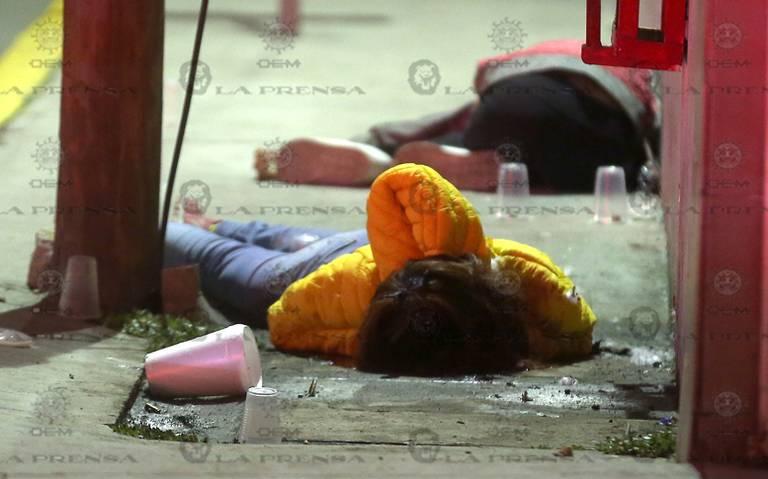 Rafaguean a niños que aparentemente pedían 'calaverita' en Ecatepec