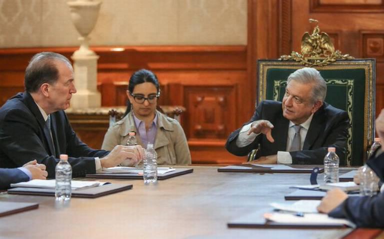 Gobierno de México trabajará en conjunto con el Banco Mundial