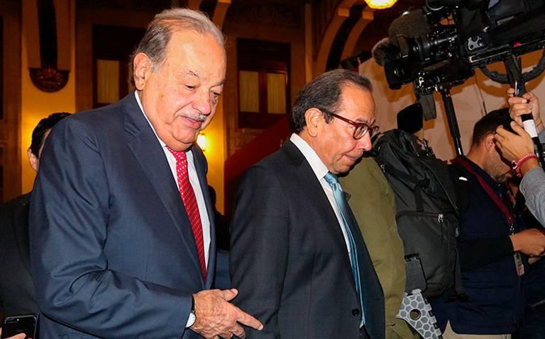 Ya sabíamos que no iba a haber crecimiento: Carlos Slim