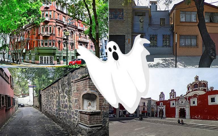 Estas son las casas embrujadas de la CDMX, ¿te gustaría vivir en una de ellas?