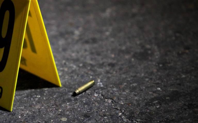 Balacera en Plaza Universidad deja un herido y dos detenidos [VIDEO]
