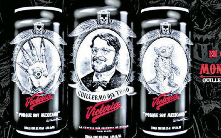 """Del Toro llega a un acuerdo con cervecera tras """"robar"""" sus monstruos"""