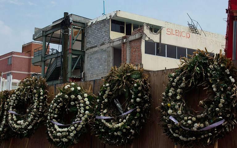Mamá del Rébsamen exige disculpas del Gobierno a las víctimas