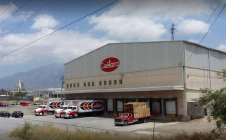 Comando asalta a empresa de galletas Cuétara en Nuevo León