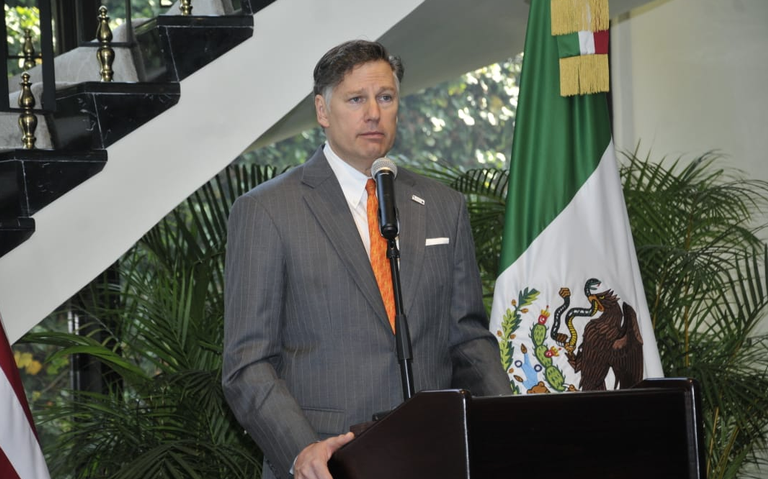 Invertirá EU 250 mil dólares en educación en Mexico