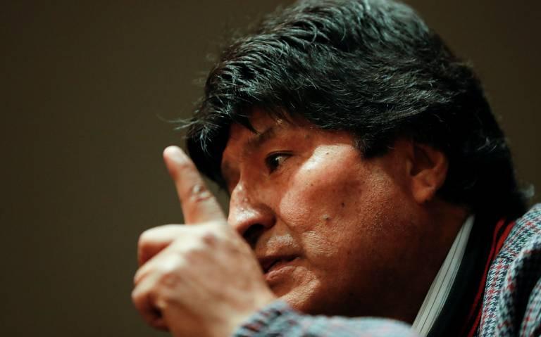 Evo Morales no será candidato en elecciones en Bolivia