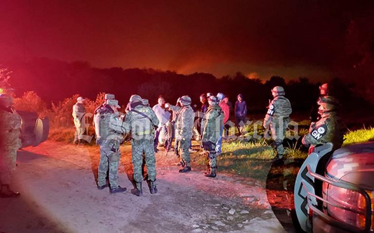 [Video] Explosión en ducto de Pemex provoca intensa movilización en Tlaxcala