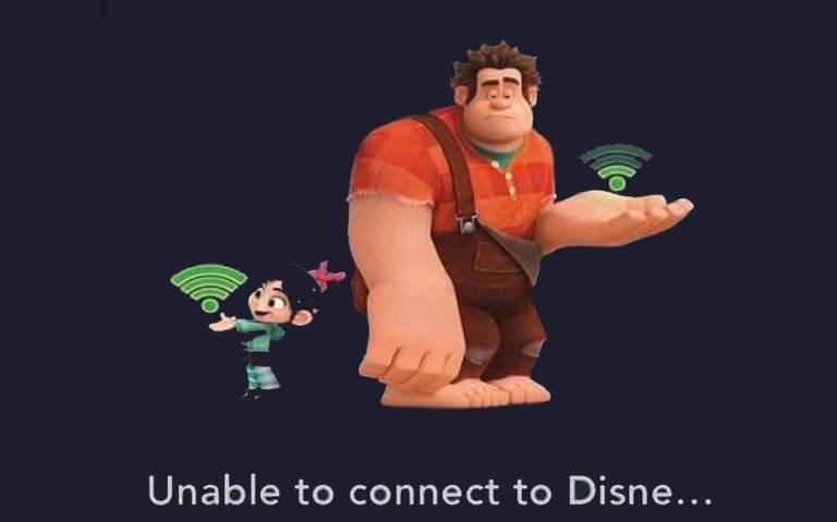 """""""Imposible conectarse"""" Disney + debuta con problemas técnicos"""