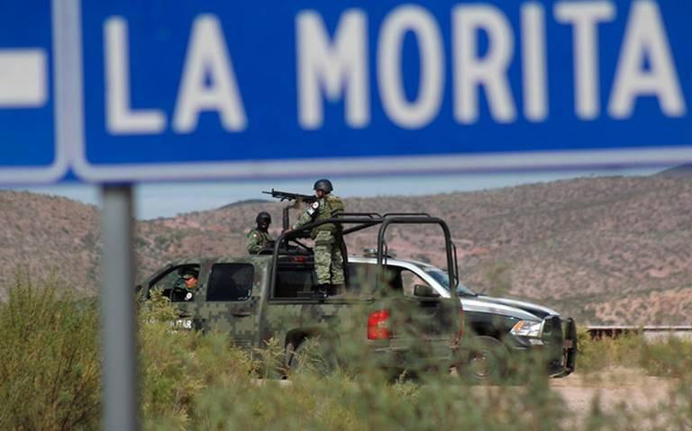 Familia LeBarón realiza funerales en rancho La Mora, bajo fuerte operativo de seguridad