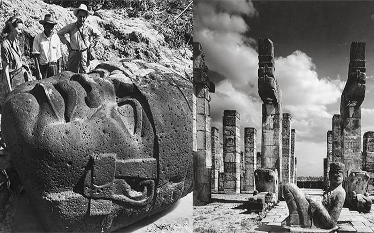 Plasman la historia de México en 200 fotografías