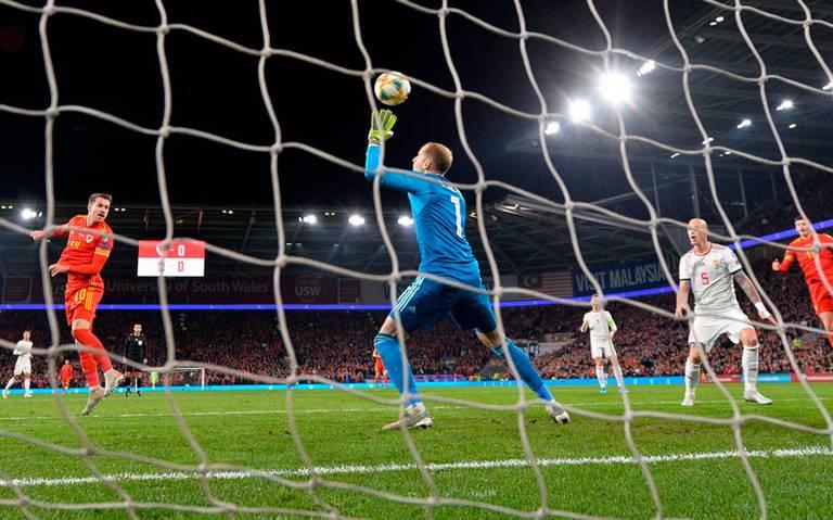 La Selección de Gales se clasifica a la Eurocopa de 2020