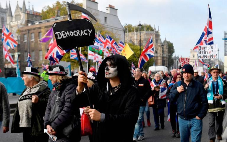 Inicia nueva batalla por el futuro Brexit