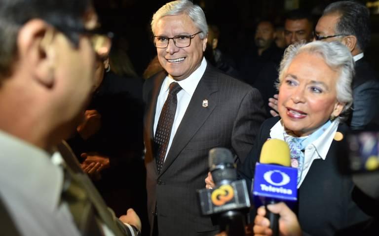 Siento mucho las interpretaciones, dice Sánchez Cordero tras avalar Bonillazo