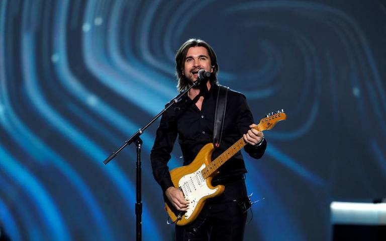 Latin Grammy honra a Juanes como Persona del Año
