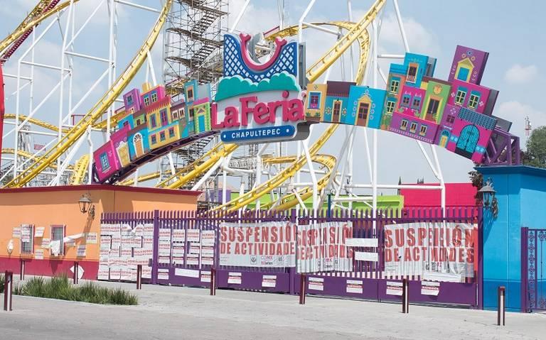 Estos son los requisitos para poder operar el espacio de La Feria