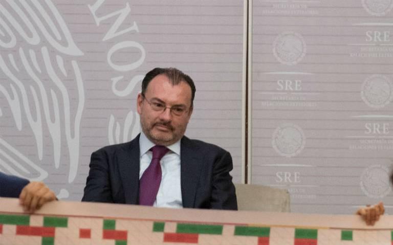 AMLO desconoce investigación de UIF contra Videgaray