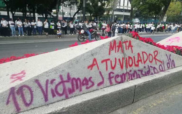 Feminicidios y violencia contra las mujeres provoca el grito de #NiUnaMenos