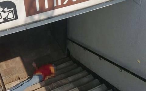 En estado de ebriedad cae en las escaleras del Metro Mixiuhca y muere