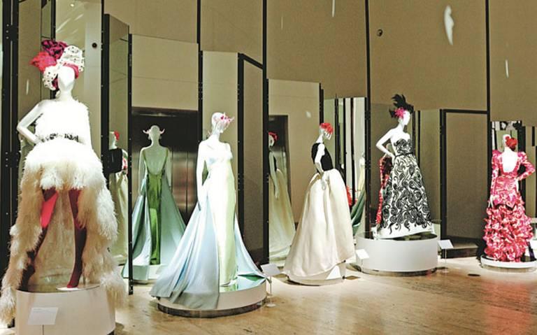 Naty Abascal, una musa de la alta costura en el Museo Jumex