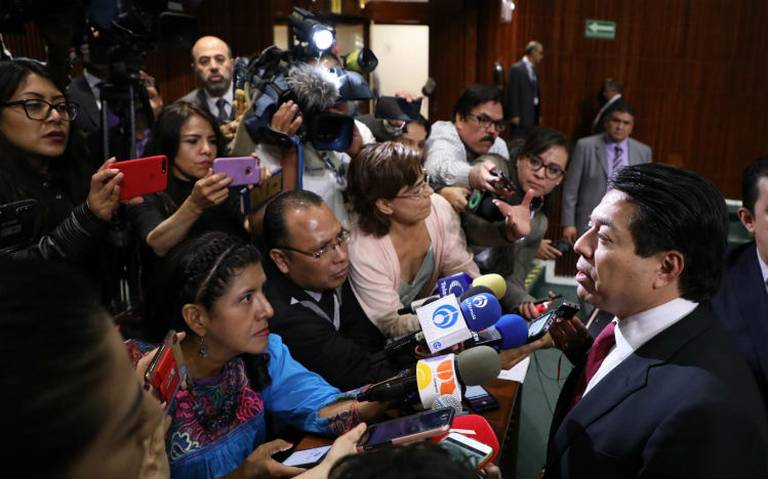 Presidentes Municipales amagan con tomar Pleno de la Cámara de Diputados