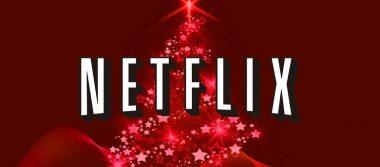 Checa los estrenos de Netflix para un digno maratón navideño
