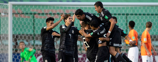 México disputará su cuarta final Sub 17