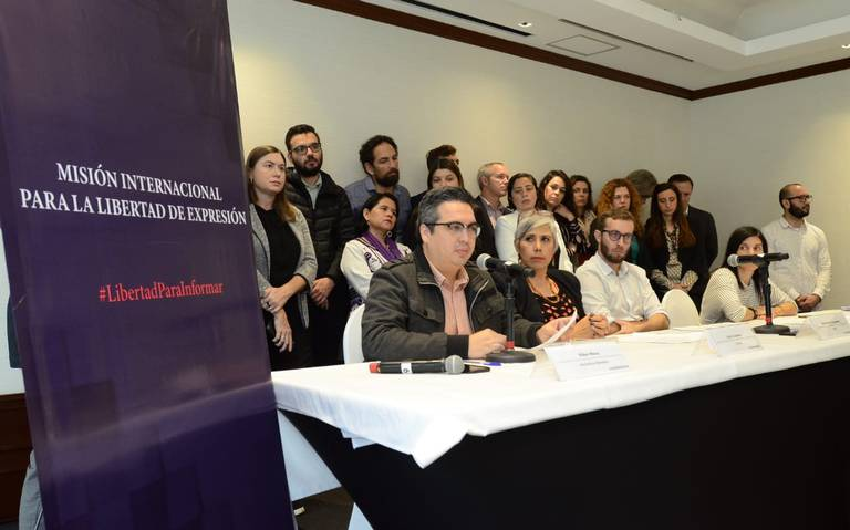 ONG's exigen al gobierno de AMLO terminar con la estigmatización periodística