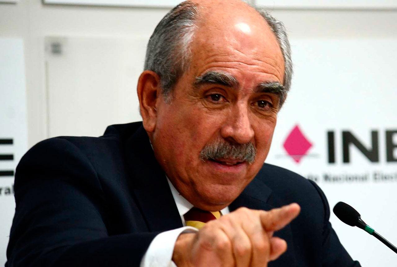 Al INE no se le rebajó ni un sólo centavo: Dipuatado Pablo Gómez