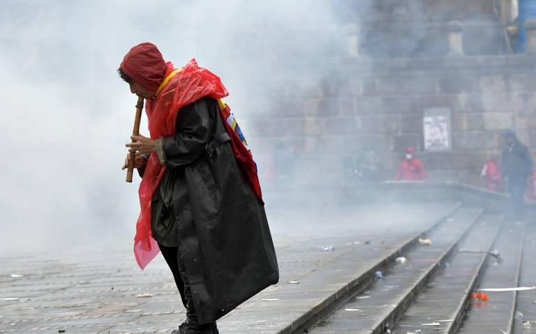 Colombia en insurrección: decretan toque de queda en Cali