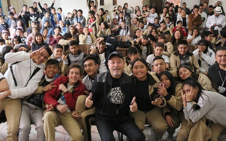 Rubén Blades, entre la música y política