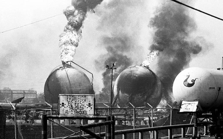 Explosión de San Juanico, el recuerdo de la tragedia