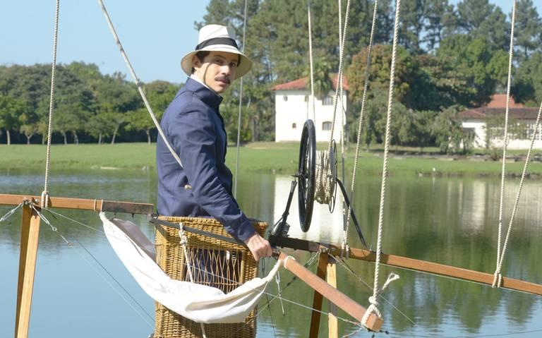 HBO alista estreno de Santos Dumont, la historia del padre de la aviación