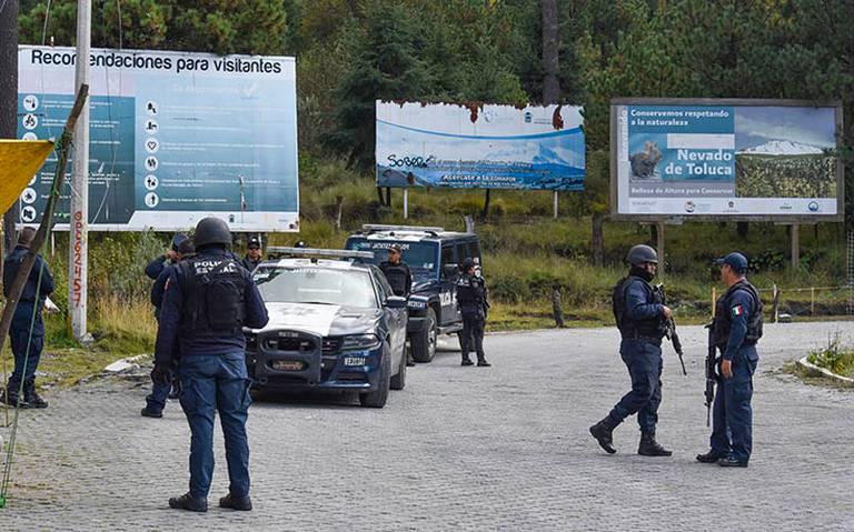 Liberan al francés y al actor Alex Sandí tras ser secuestrados en el Nevado de Toluca
