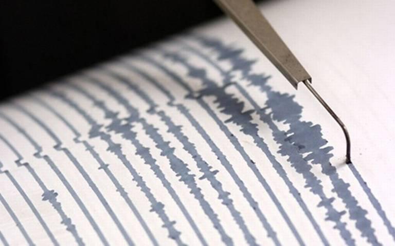 Sismo de magnitud 5.7 sacude a Ciudad Hidalgo, Chiapas