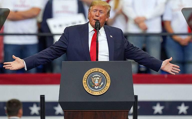 EU ofrece apoyo a México para liberarse del narco; Trump pide hablar con AMLO