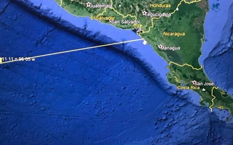 El Salvador en alerta por posible tsunami