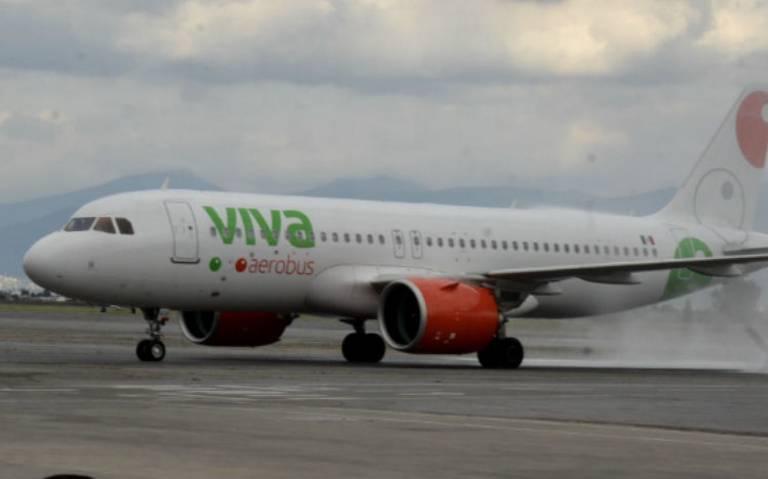 Viva Aerobús ofrece cambios de vuelos afectados por protesta en AICM