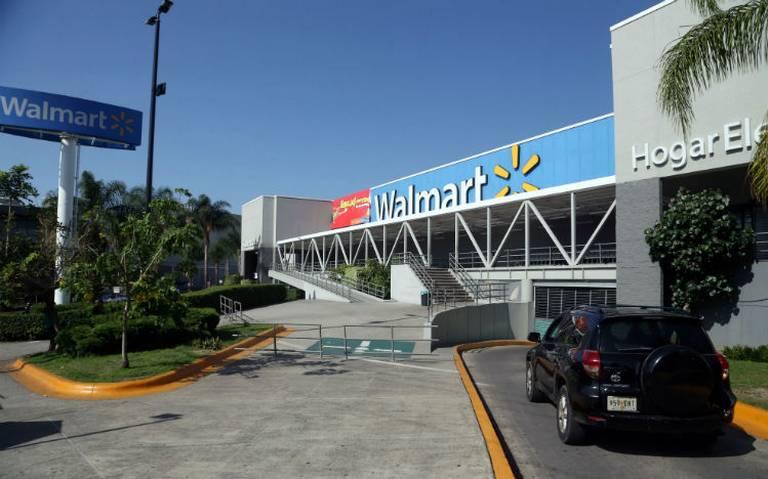 Acciones de Walmart México caen tras, limitan alza de bolsa