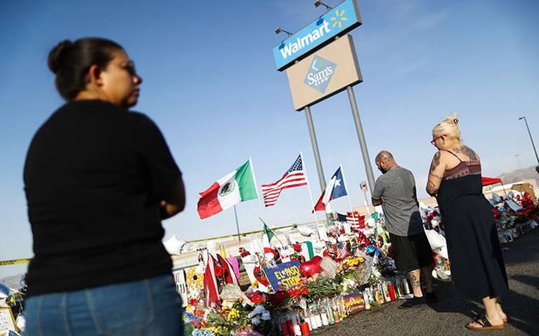 Diez mexicanos demandan a Walmart tras ataque en El Paso, Texas