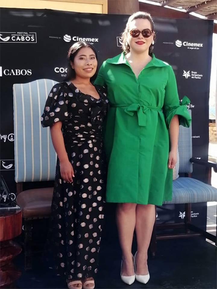 Yo nunca pensé en casarme ni ser madre: Yalitza tras recibir premio Mujeres Fantásticas