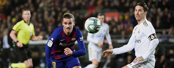 Deslucido empate en el Clásico español