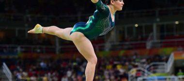 Alexa Moreno buscará nivel de Simone Biles