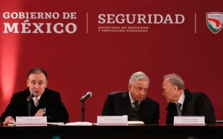 """Durazo pide a gobernadores no """"lavarse las manos"""" en seguridad"""