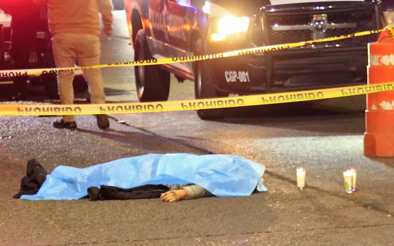 Atropellan y matan a joven valet parking en Tlalnepantla; el responsable escapó