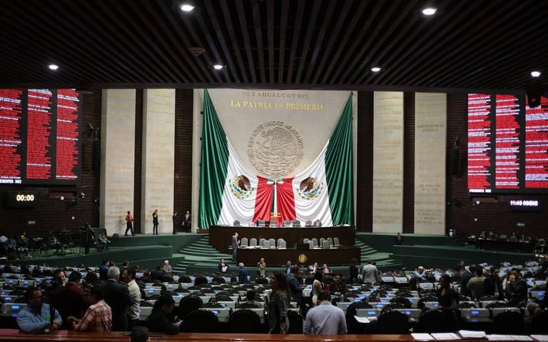 Diputados se declaran en sesión permanente para analizar outsourcing