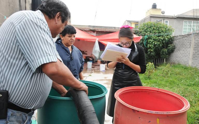 Estas son las alcaldías y municipios del Edomex con nuevo recorte de agua