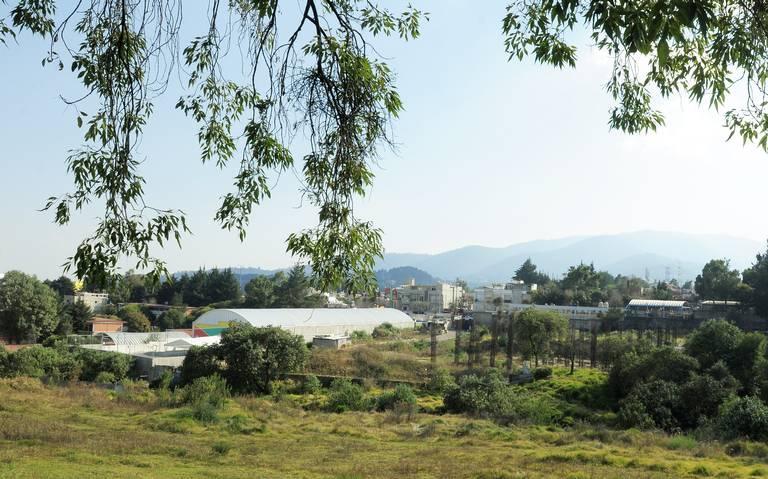 Niegan autoridades expropiar terrenos en Cuajimalpa