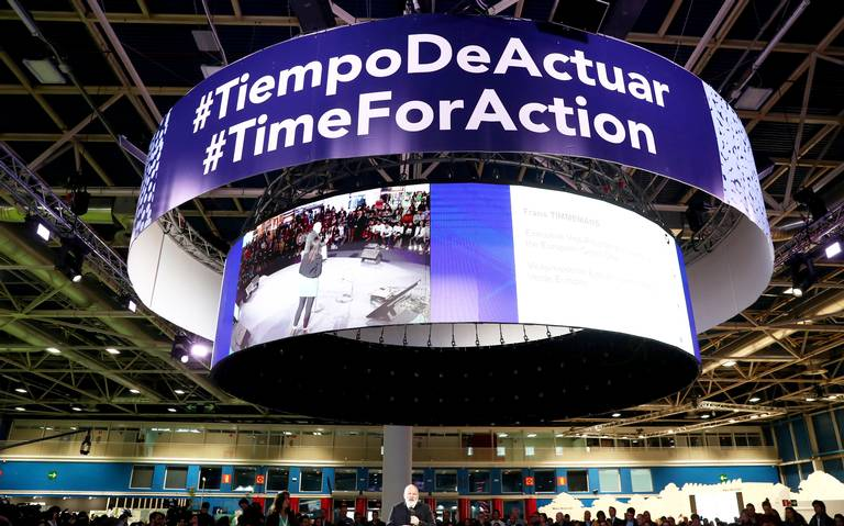 Polarización impide avances en la COP25