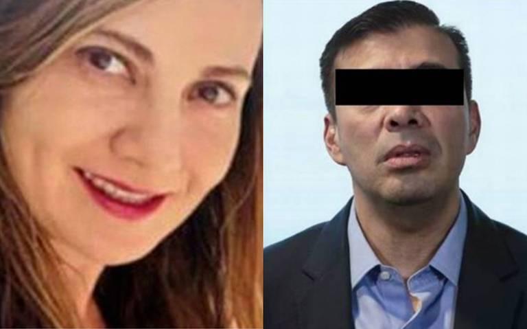 Niega ex esposo de Abril Pérez estar involucrado en el asesinato